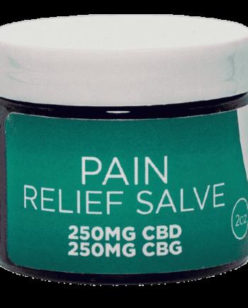 CBG pain salve