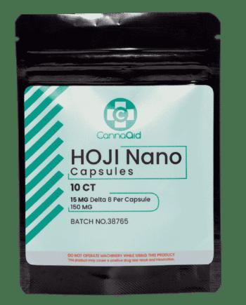Hoji Nano capsules Delta 8